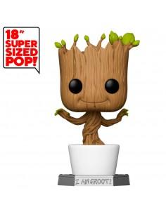 Figura POP Marvel Guardians of the Galaxy Dancing Groot 45cm
