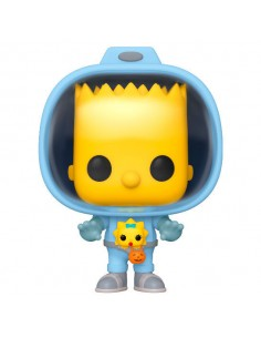 Figura POP The Simpsons Spaceman Bart