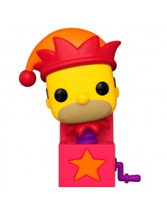 Figura POP The Simpsons Homer Jack In The Box