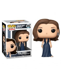 Figura POP James Bond Paloma No Time to Die