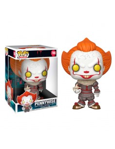 Figura POP IT Chapter 2 Pennywise with Boat 25cm