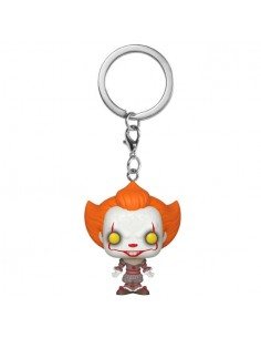 Llavero Pocket POP IT Chapter 2 Pennywise with Open Arms