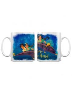Taza A Whole New World Aladdin Disney
