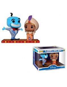Figura POP Disney Movie Moment Aladdin Genie