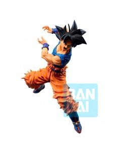 Figura Ichibansho Son Goku Ultra Instinct Dokkan Battle Dragon Ball Z 17cm