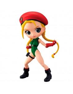Figura Cammy Q posket Street Fighter A 14cm