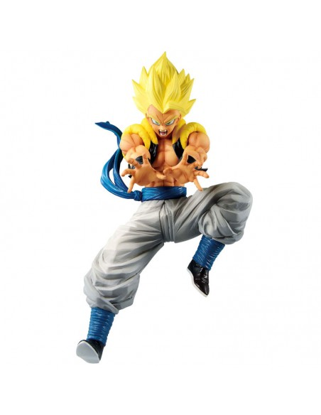 Figura Ichibansho Super Saiyan Gogeta Rising Fighters Dragon Ball Z 18cm