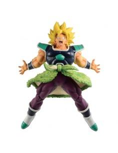 Figura Ichibansho Super Saiyan Broly Rising Fighters Dragon Ball Z 24cm