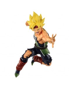 Figura Ichibansho Super Saiyan Bardock Rising Fighters Dragon Ball Z 18cm