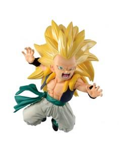 Figura Ichibansho Super Saiyan3 Gotenks Rising Fighters Dragon Ball Z 11cm