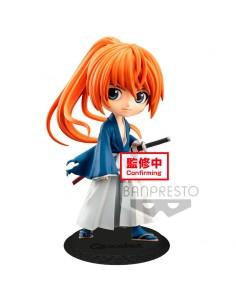 Figura Battousai Himura Rurouni Kenshin Meiji Swordsman Romantic Story Q Posket A 14cm