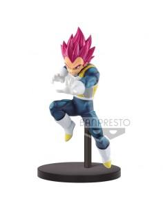 Figura Super Saiyan God Vegeta Chosenshiretsuden II vol 3 Dragon Ball Super 13cm