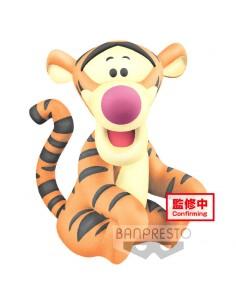 Figura Tigger Winnie the Pooh Fluffy Puffy Disney 10cm