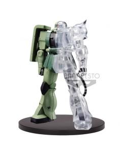 Figura Internal Structure MS 06F Zaku II Mobile Suit Gundam A 14cm