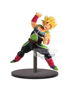 Figura Chosenshiretsuden Super Saiyan Bardock Dragon Ball Super 13cm