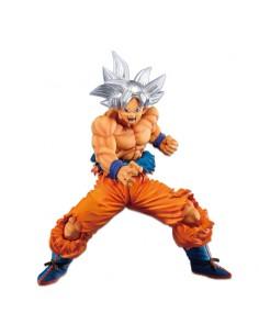 Figura Ichibansho Son Goku Ultra Instinct vs Omnibus Dragon Ball Z 20cm