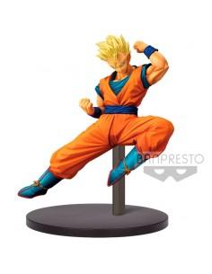 Figura Super Saiyan Son Gohan Dragon Ball Super Chosenshiretsuden vol 4 15cm