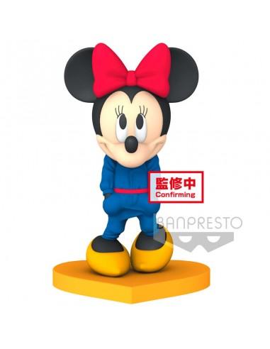 Figura Minnie Mouse Best Dressed Disney Q Posket B 10cm