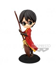 Figura Harry Quidditch Harry Potter Q Posket A 14cm