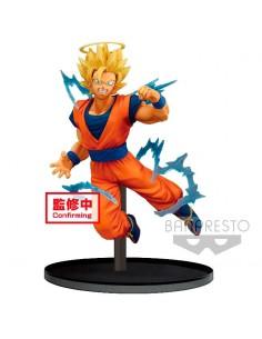 Figura Super Saiyan 2 Goku Angel Dokkan Battle Dragon Ball Z 15cm
