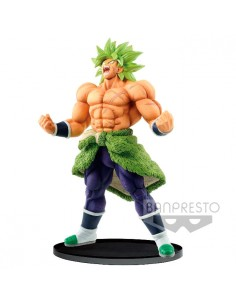 Figura Special Broly BWFC Dragon Ball Super 19cm