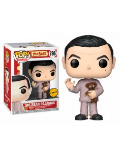 Figura POP Mr Bean Pajamas chase