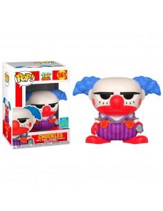 Figura POP Disney Toy Story 4 Chuckles Exclusive SDCC 2019