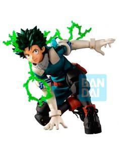 Figura Izuku Midoriya Next Generations feat Smash Rising My Hero Academia 10cm