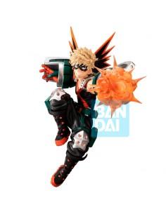 Figura Katsuki Bakugo Next Generations feat Smash Rising My Hero Academia 15cm