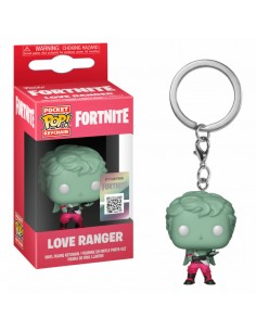 Llavero Pocket POP Fortnite Love Ranger