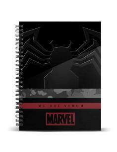 Cuaderno A4 Venom Monster Marvel
