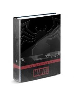 Carpeta A4 Venom Monster Marvel anillas