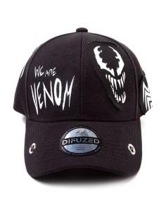 Gorra Venom Grunge Marvel
