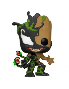 Figura POP Marvel Max Venom Groot