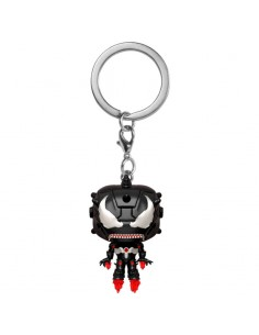 Llavero Pocket POP Marvel Venom Iron Man