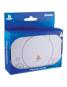 Baraja cartas PlayStation