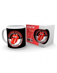 Taza Established The Rolling Stones