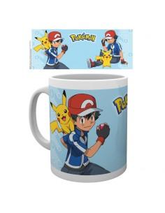 Taza Pokemon Ash