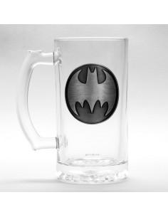Jarra cristal Logo Batman DC Comics