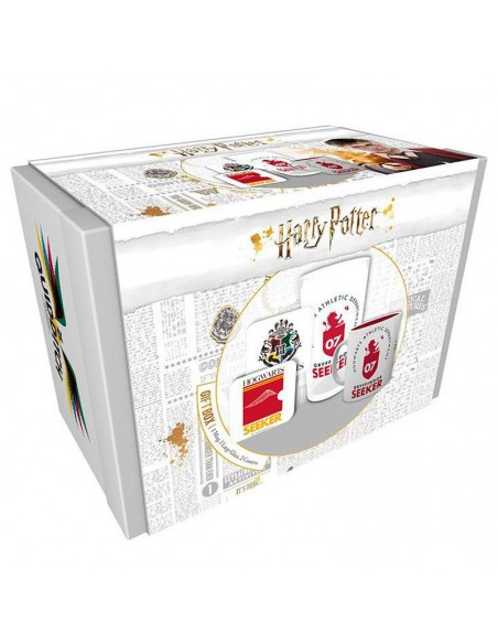 Caja regalo Quidditch Harry Potter