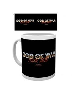 Taza Tour God Of War