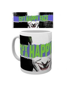 Taza Joker Happy Face DC Comics