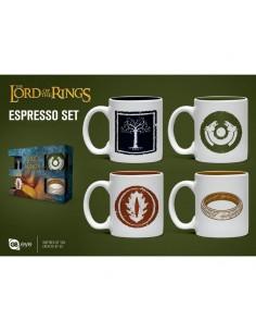 Set taza espresso El Senor de los Anillos