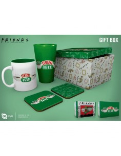 Caja regalo Central Perk Friends