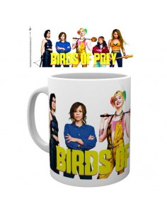 Taza Group Birds of Prey DC Comics