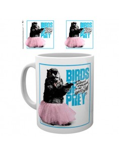 Taza Tutu Birds of Prey DC Comics