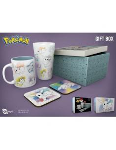 Caja regalo Eevee Pokemon