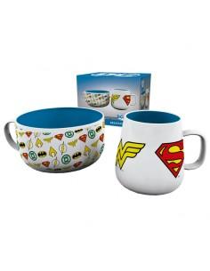 Set desayuno DC Comics