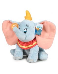 Peluche Dumbo Disney soft sonido 20cm