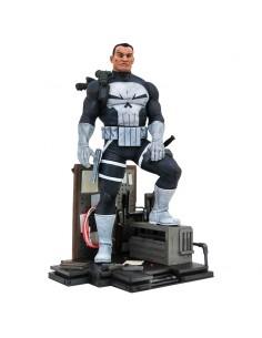 Figura Punisher Diorama Marvel Comic Gallery 23cm